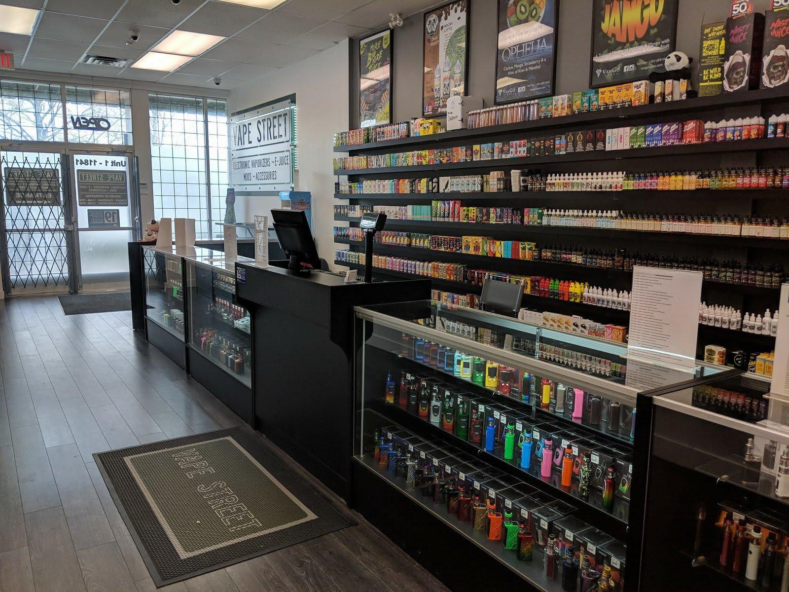 Vape Stores Maple Ridge